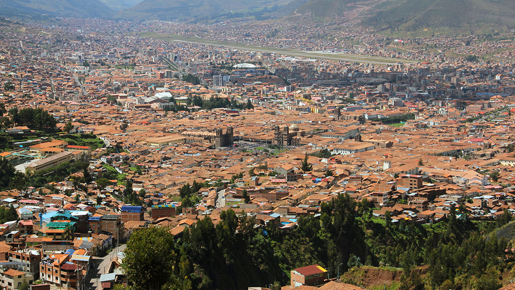 Cusco, ciudad emergente y sostenible