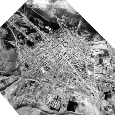 Aerofoto Año 1956