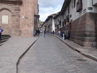 Calle Sunturwasi