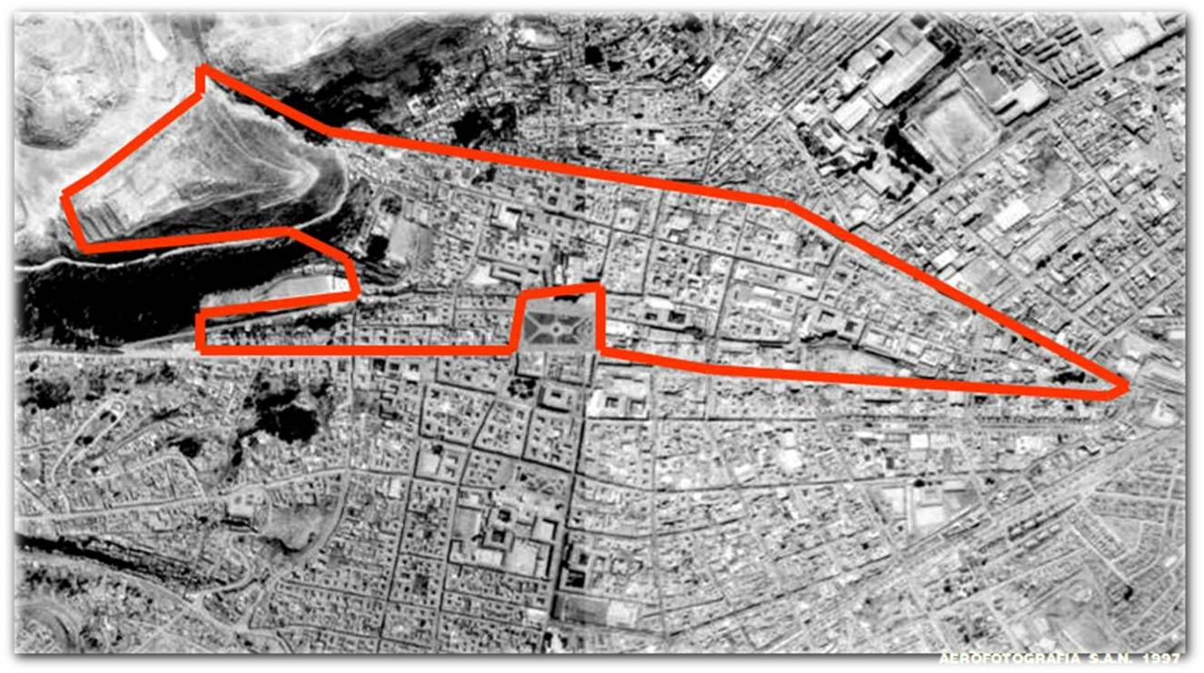 Evolución De La Ciudad