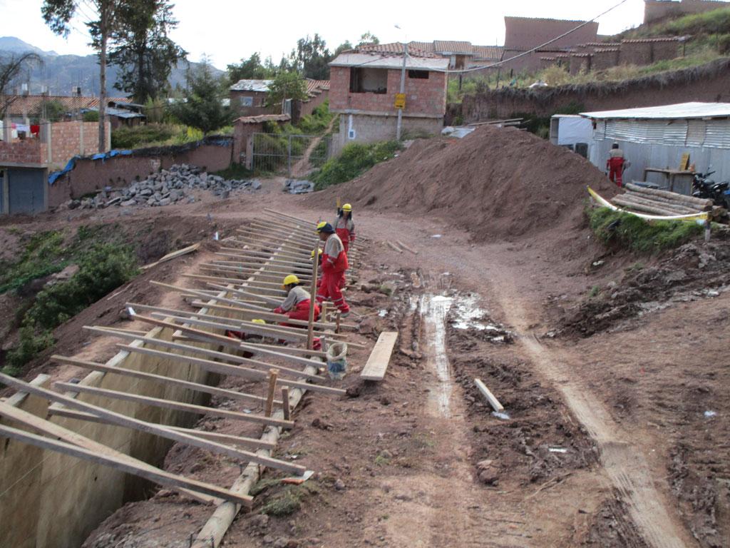 Calle Inca Yupanqui