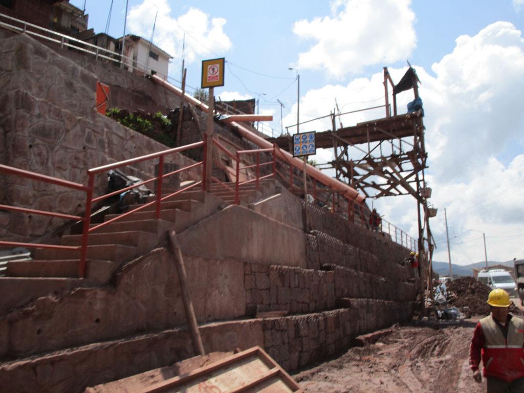 Muros Santa Lucia