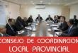 Consejo de Coordinación Local Provincial