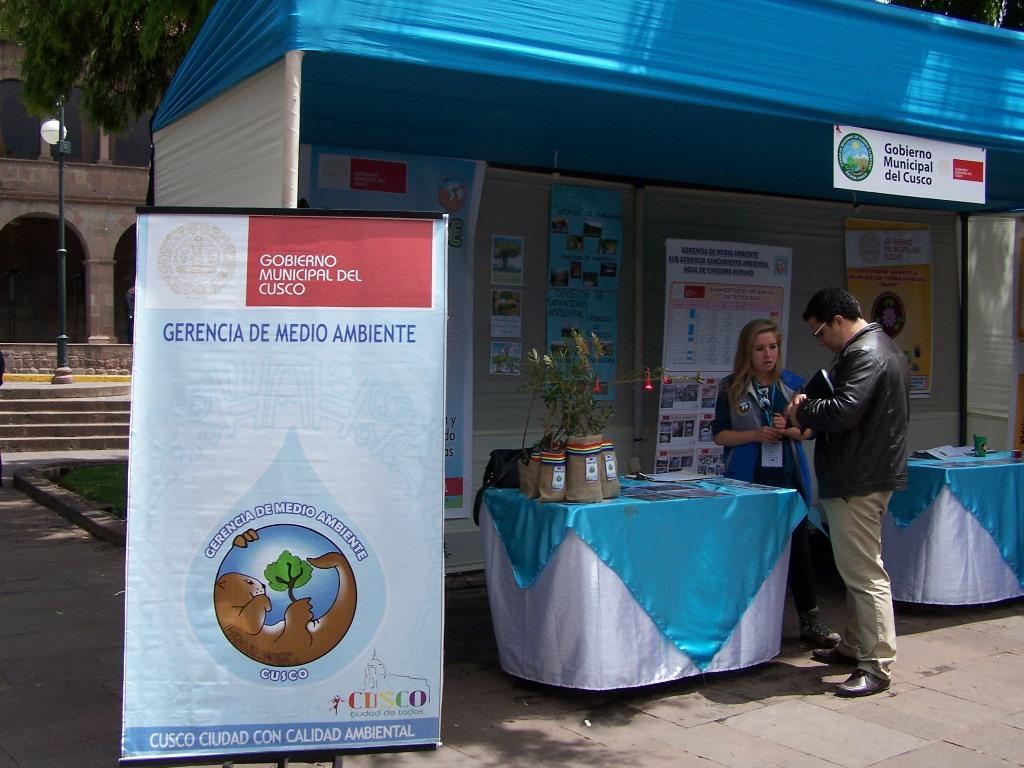 Participación en el Interclima 2015