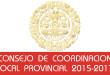 Consejo de Coordinacion Local Provincial 2015 - 2017