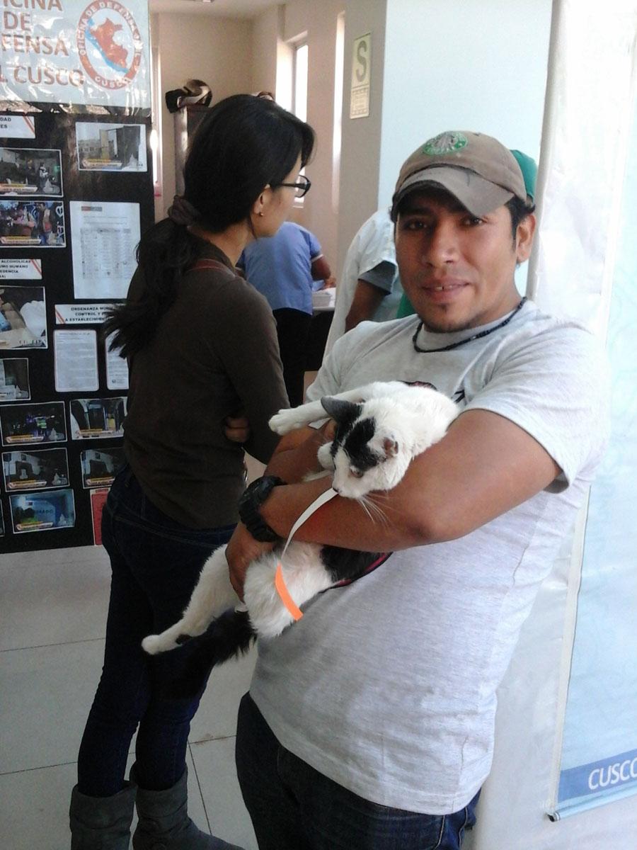 Campaña de Esterilización de Animales de Compañía
