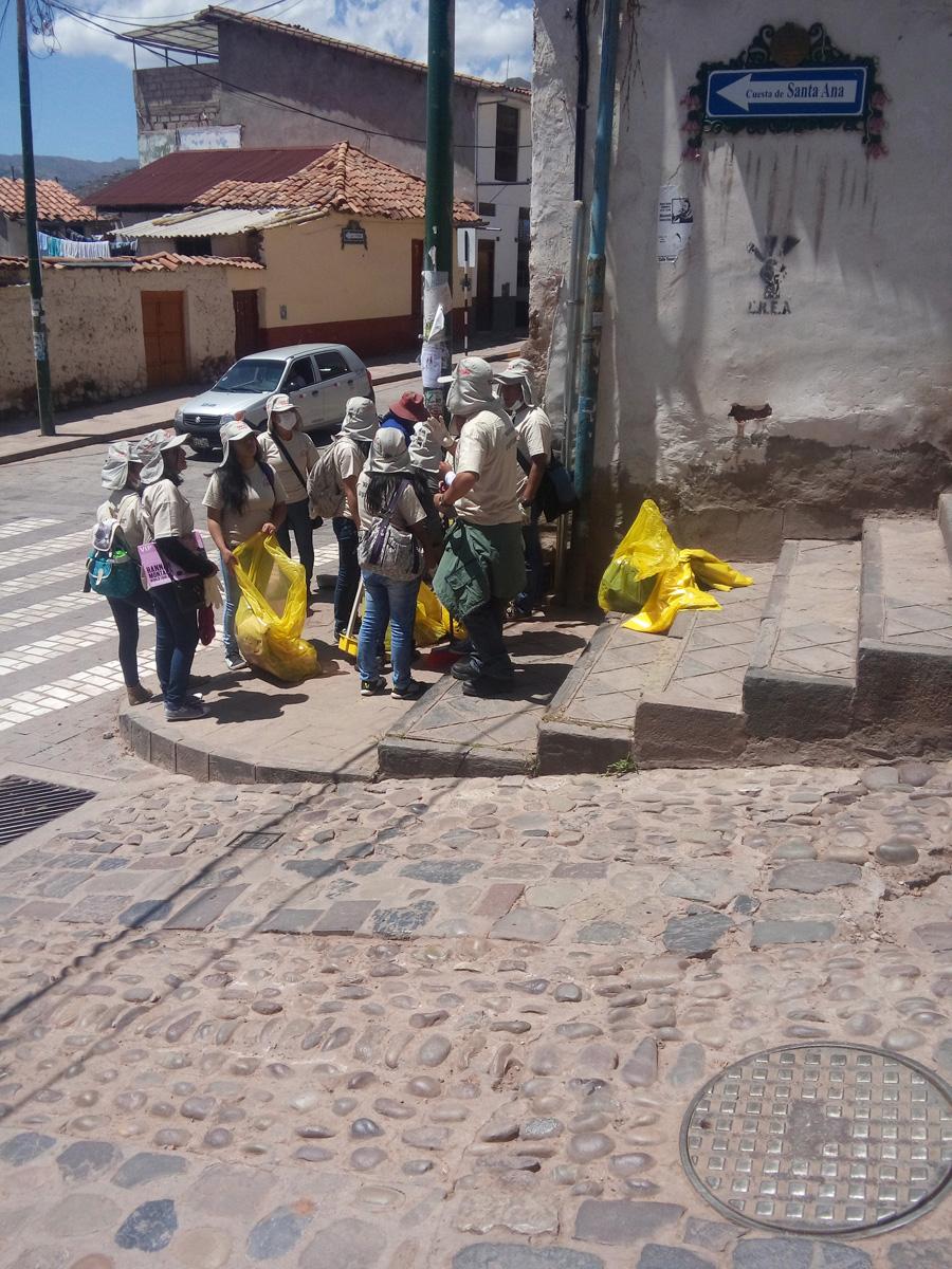 Campaña De Limpieza Centro Histórico