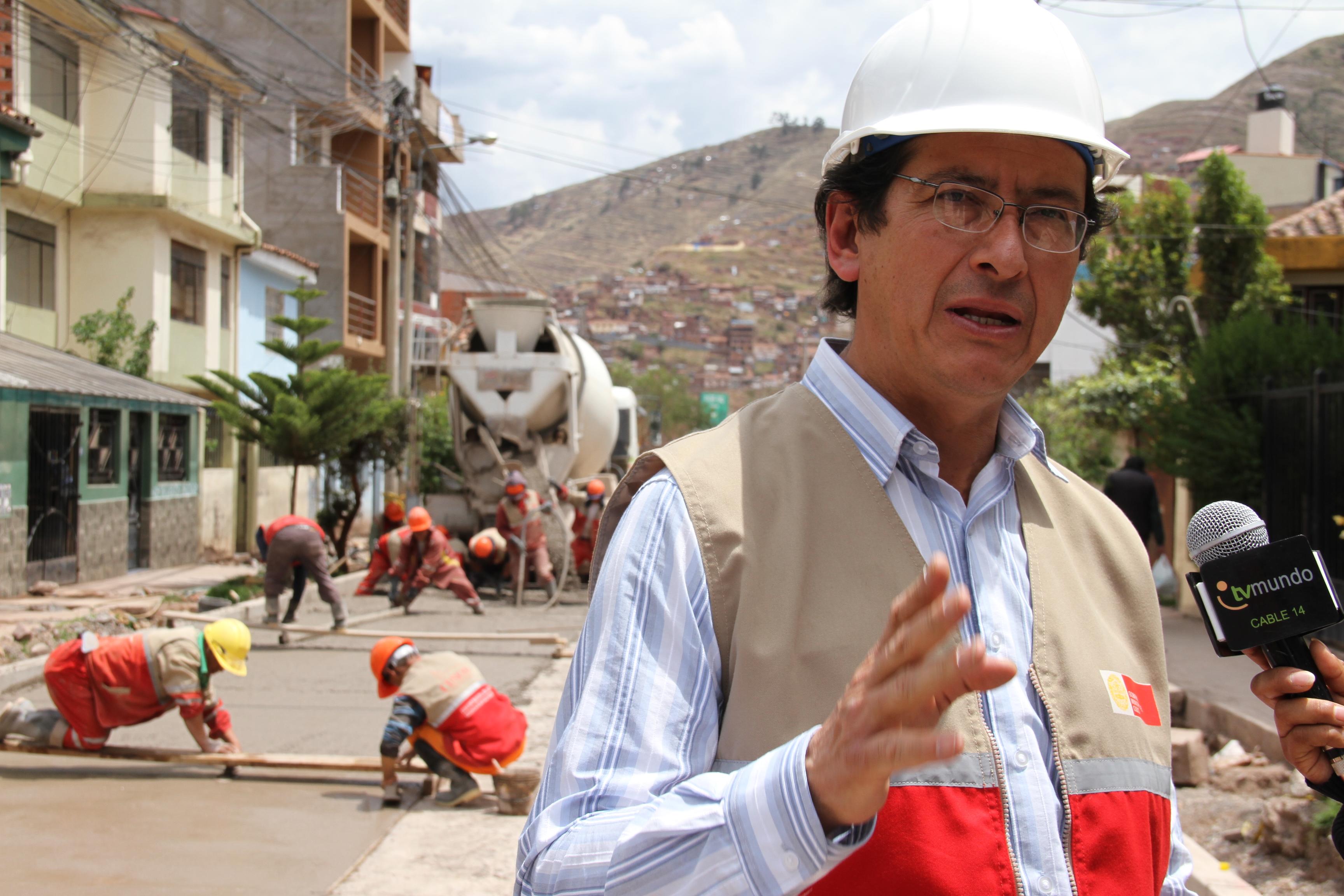 MUNICIPALIDAD DEL CUSCO LIDERA EJECUCIÓN DE GASTO PRESUPUESTAL EN CAPITALES DE PROVINCIAS SEGÚN MINISTERIO DE ECONOMÍA Y FINANZAS
