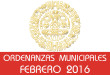 Ordenanzas Municipales - Febrero 2016