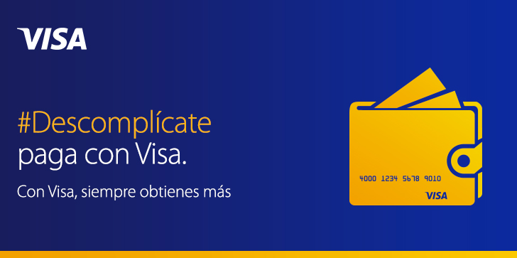 Descomplicate Paga con Visa - Gobierno Municipal del Cusco