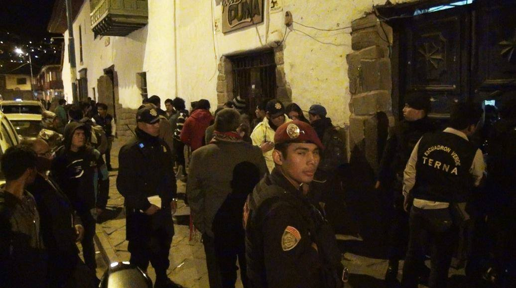 MUNICIPALIDAD DEL CUSCO IMPONE MANO DURA EN DISCOTECAS QUE SE UBICAN EN EL CENTRO HISTÓRICO DE LA CIUDAD