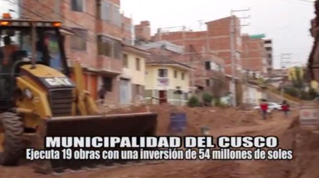 Informe 17 de Agosto – Municipalidad Provincial del Cusco