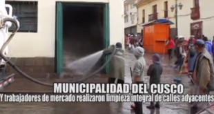 Informe 9 de Agosto - Municipalidad Provincial del Cusco