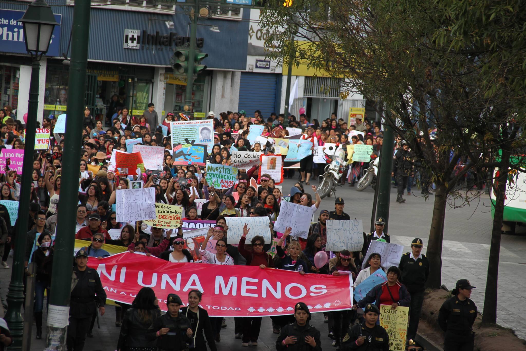 MUNICIPALIDAD DEL CUSCO REAFIRMA POLÍTICAS EN DEFENSA DE LA MUJER
