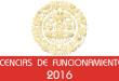 Licencias de Funcionamiento - 2016
