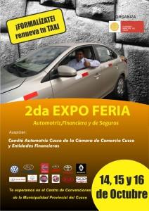 volante oficial expo 2