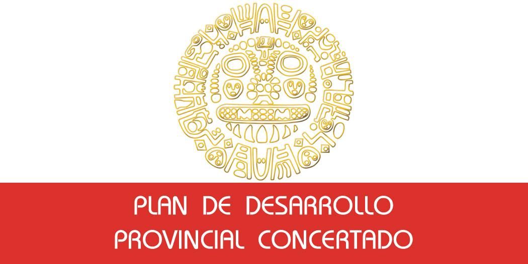 Plan de Desarrollo Provincial Concertado
