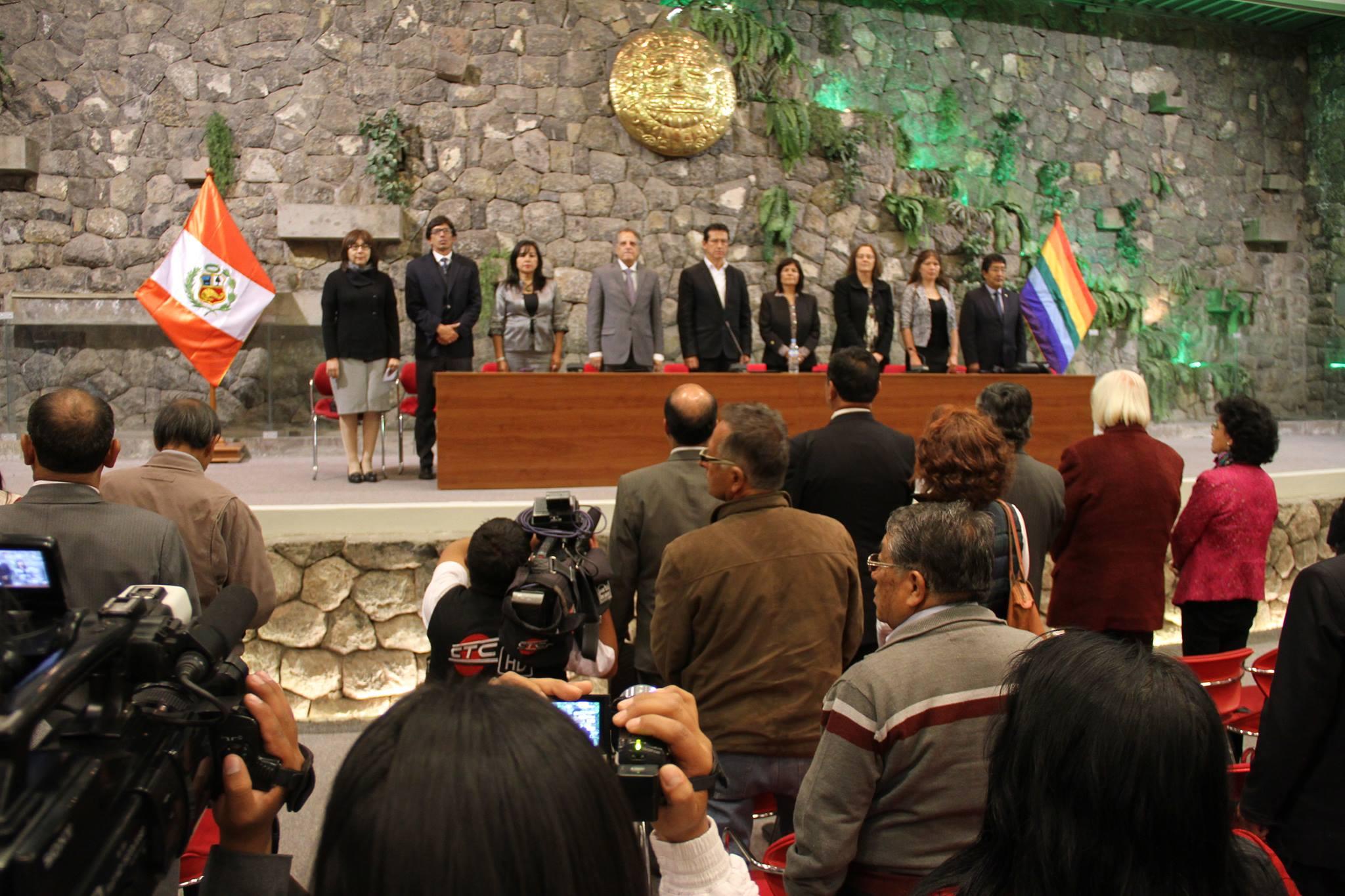 MUNICIPALIDAD DEL CUSCO SUSCRIBE IMPORTANTE CONVENIO MARCO DE COOPERACIÓN INTERINSTITUCIONAL  CON UNESCO