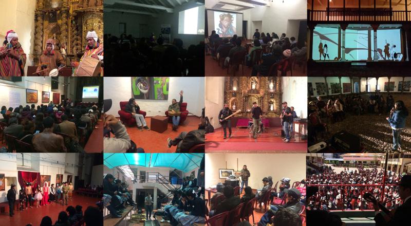 Cronograma de Actividades Artístico Culturales – Casa de la Cultura Abril – 2017