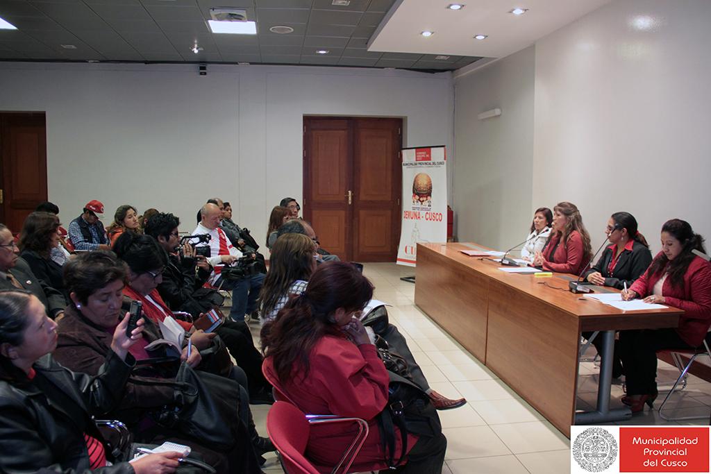 LA COMUDENA PRESENTO OBSERVATORIO  POR LOS DERECHOS DEL NIÑO, NIÑA Y ADOLESCENTE CUSCO