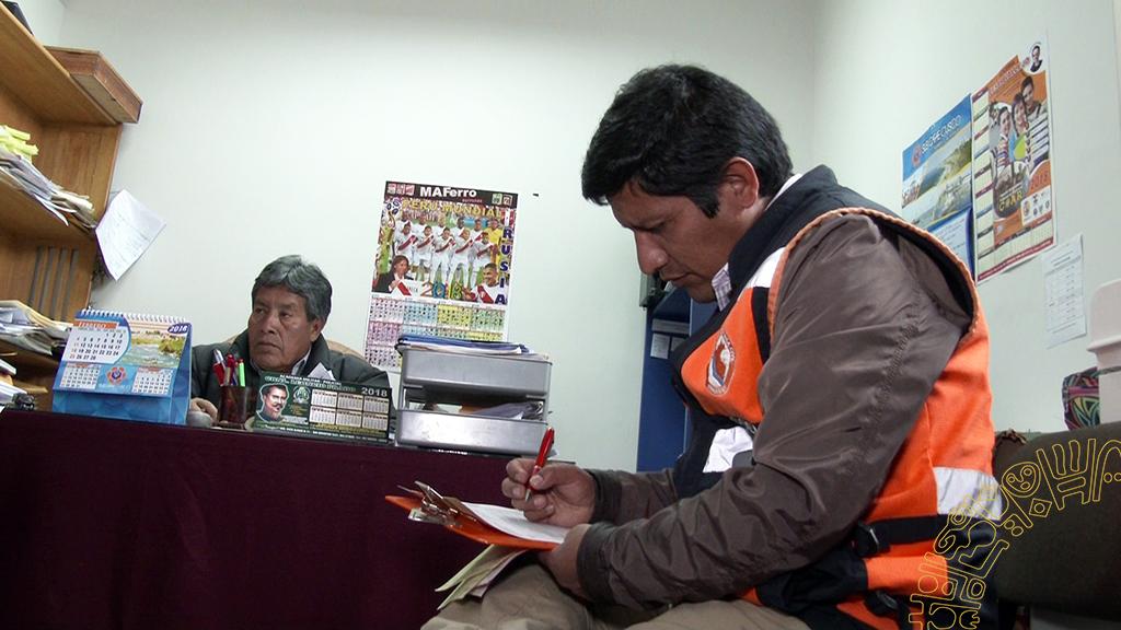 CONTINUAN LAS INSPECCIONES  DE DEFENSA CIVIL A LOS CENTROS  EDUCATIVOS DE LA CIUDAD DEL CUSCO