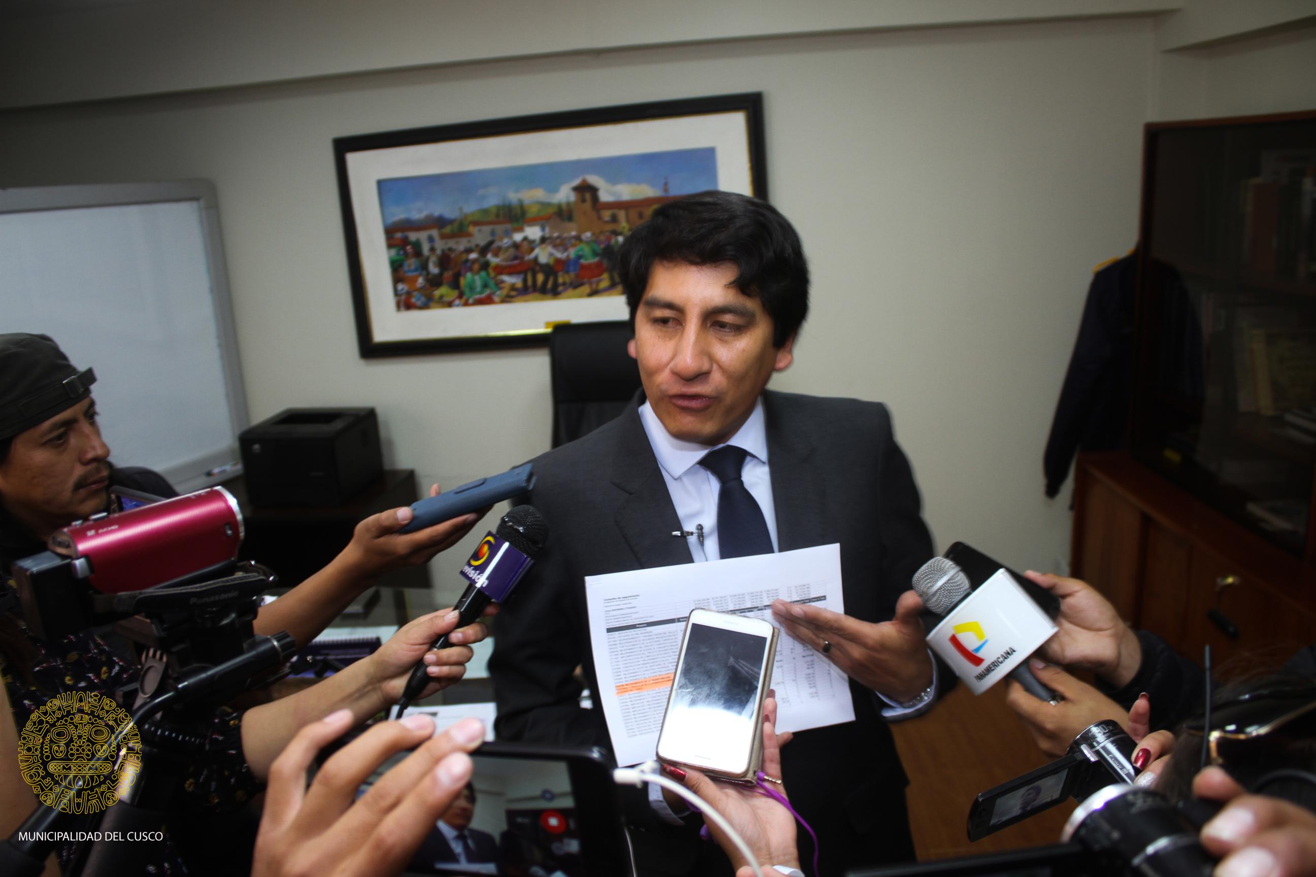 LA MUNICIPALIDAD DE CUSCO NO SE EXIME DE LA RESPONSABILIDAD DEL MANTENIMIENTO DE LA VIA DE EVITAMIENTO