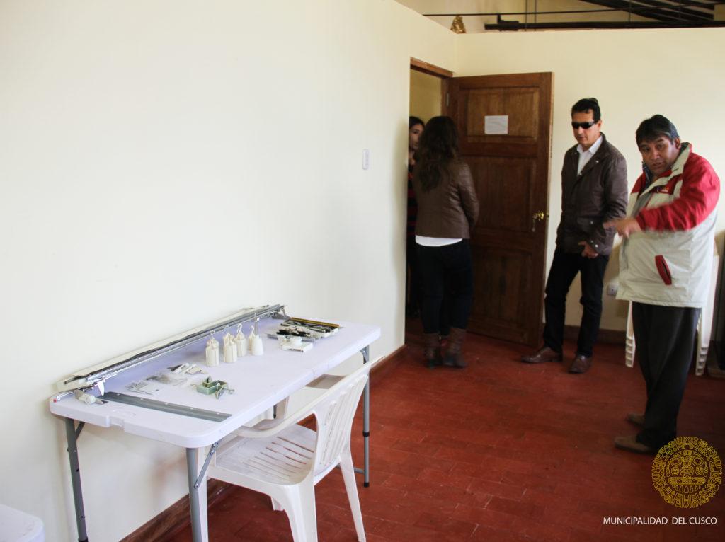Municipalidad De Cusco Entregara Casa De La Acogida Temporal En