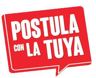 Postula con la Tuya
