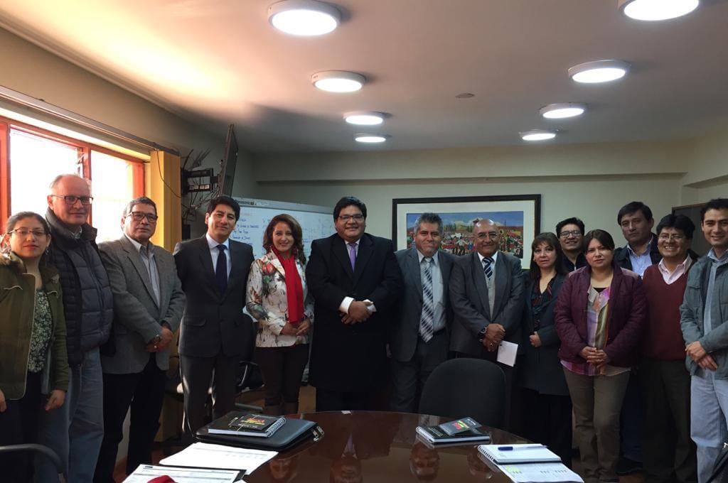 MUNICIPALIDAD  DEL CUSCO INICIA PROGRAMA DE COMUNICACIÓN  SOBRE EL TRABAJO DE GESTIÓN EDIL EN LA CIUDAD IMPERIAL